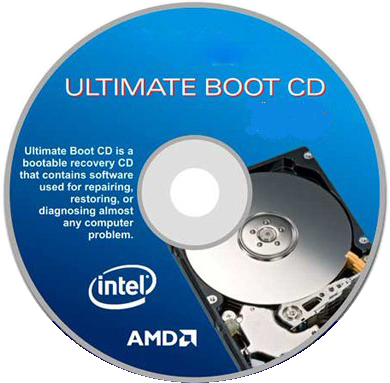 Ultimate Boot CD 5.1.1 | AnyApps